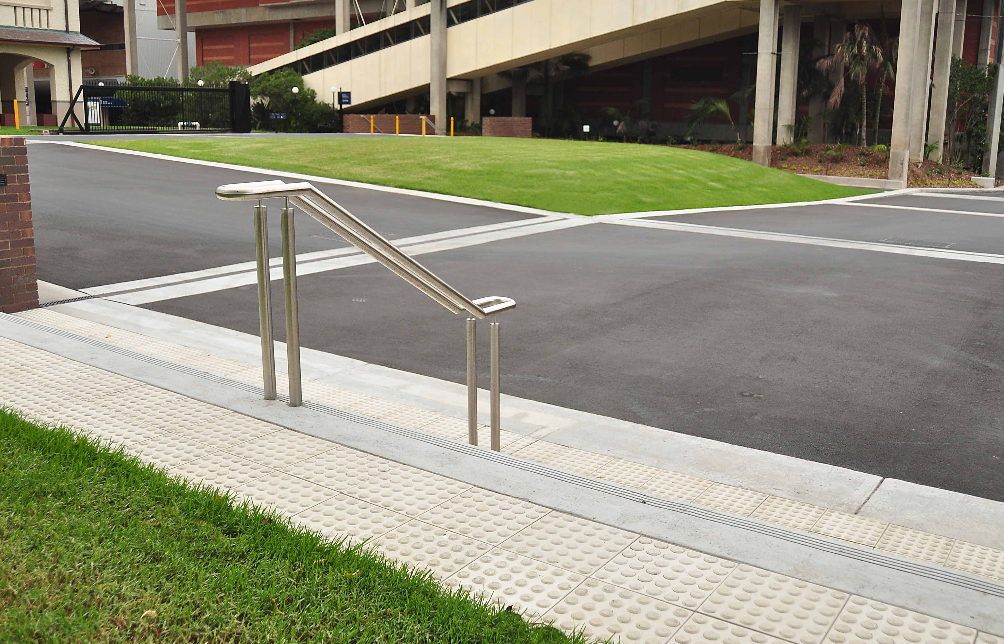 Royal Randwick Racecourse Tactile Pavers